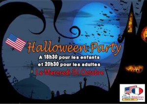 Halloween Party à Montpellier