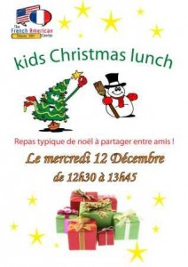 Christmas kids montpellier