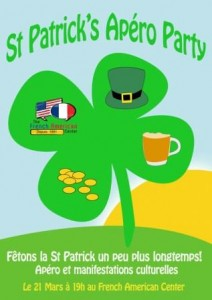 St Patrick Day Montpellier