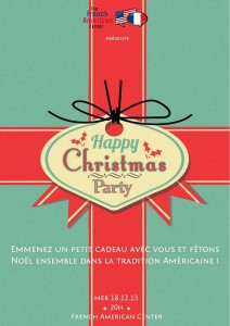 Christmas Party Montpellier