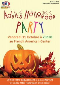 Hallowen Party ADULTS