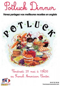 potluck dinner montpellier