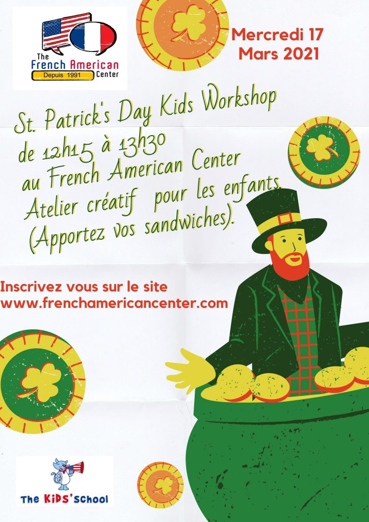 kids workshop anglais montpellier
