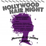 hollywood hair night