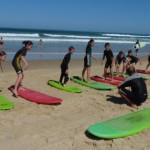Cours de surf en anglais Montpellier