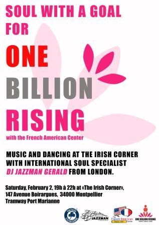 1 billion rising SOUL