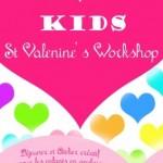 Kids Workshop St Valentin