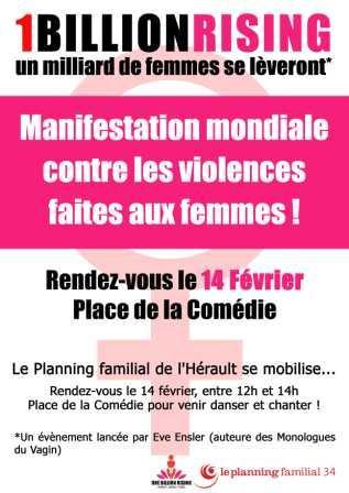 One billion rising planning familial