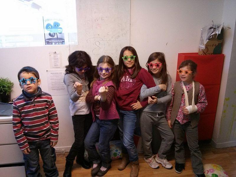 Ateliers d'anglais enfants à Montpellier
