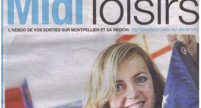 Presse - 10 Bons Plans USA à Montpellier