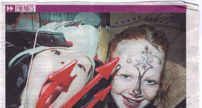 Presse - Depuis vingt ans le French American Center fête Halloween avec succès