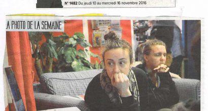 Presse - Elections US - Consternation à Montpellier