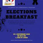 Elections américaines à Montpellier