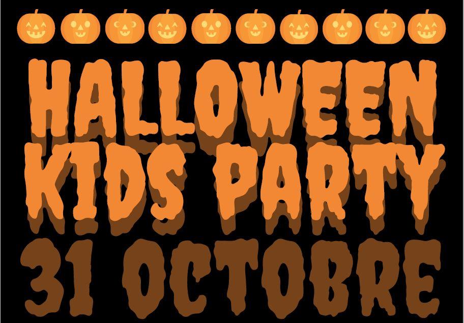 Fete Halloween Kids Montpellier