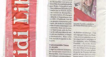 Les Américains de Montpellier vivront l'élection à distance