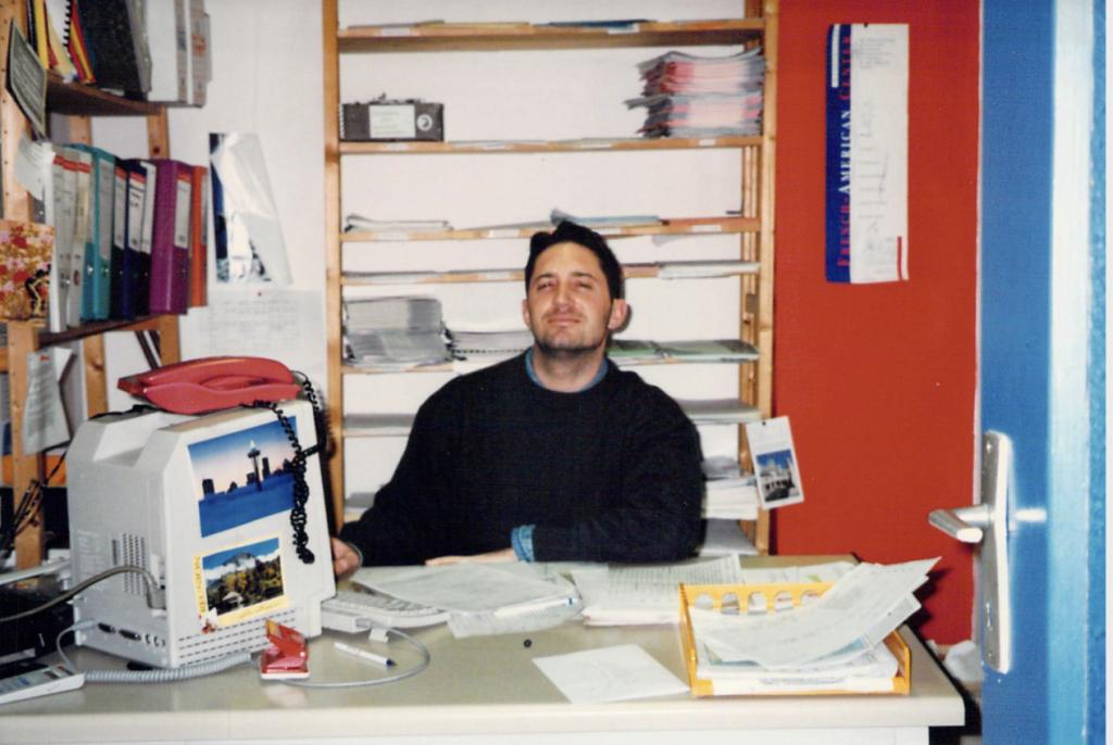 Les 30 ans du French American Center